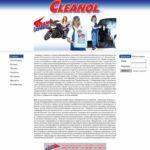 Сleanol - Сайт крупнейшего производителя автохимии и автокосметики (2008)