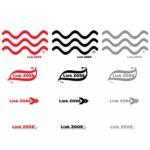 Linkzoss - Разработка логотипа (2011)
