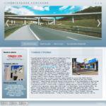 Строительная компания - Сайт-визитка (2012)