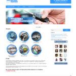 СasperMania - Сайт автомобильного сервиса (2015)