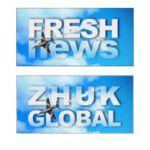 ZhukGlobal - Разработка логотипа (2015)